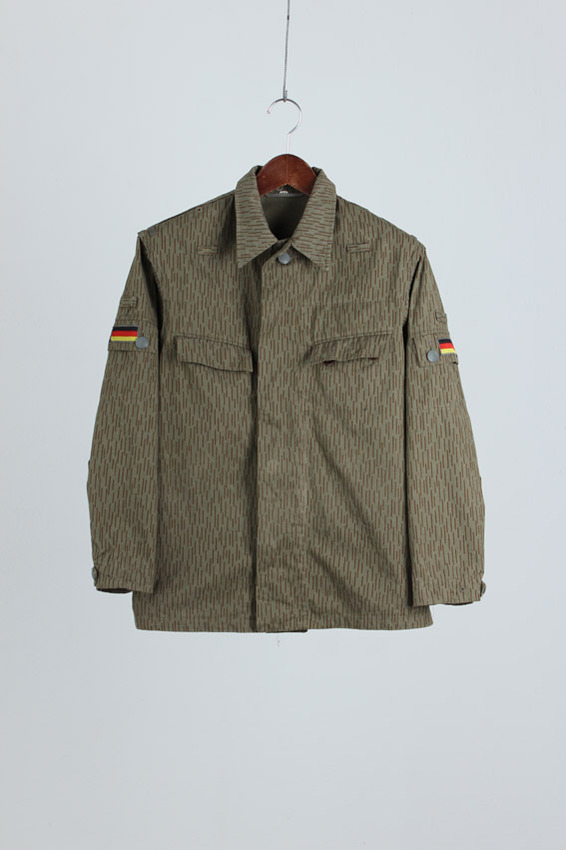 Germany Military Raincamo shirts