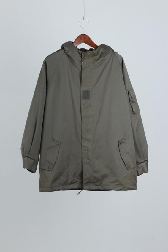 France Military CSV Cold Parka