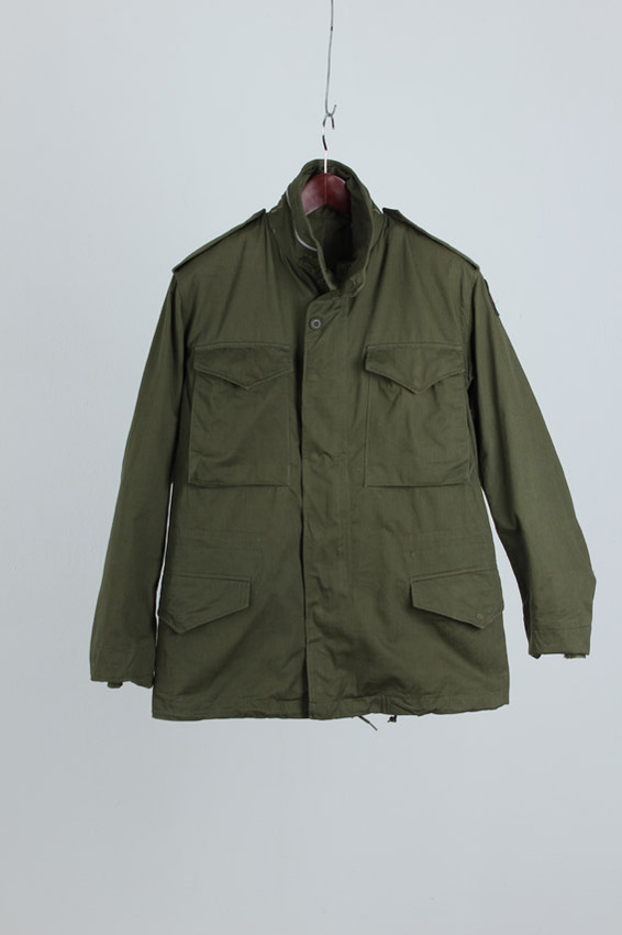 Deadstock 2nd M-65 Field Jacket (S-R)