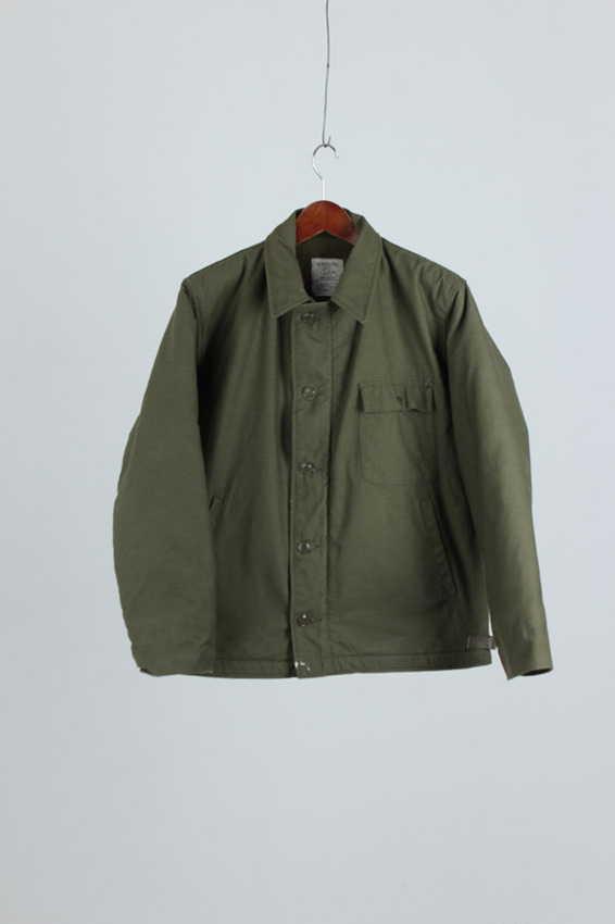 A2-Deck Cold Weather Jacket (L)