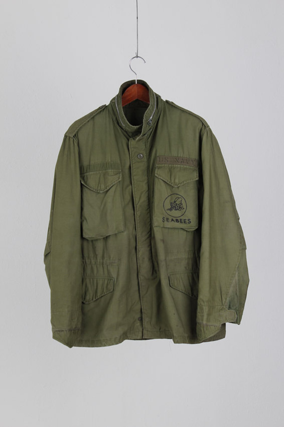 2nd M-65 Field Jacket  (L-R)