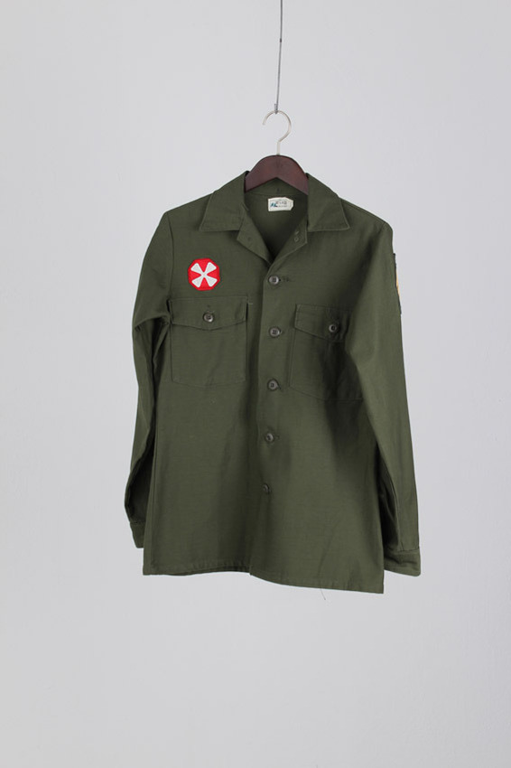 OG-107 Fatigue Shirt (14 1/2 * 33)