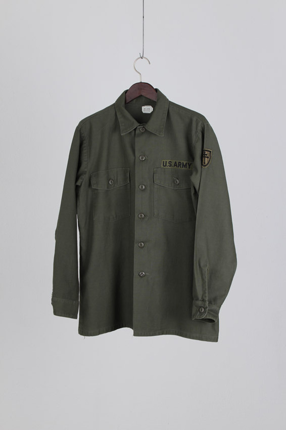 OG-107 Fatigue Shirt (16 1/2 * 34)