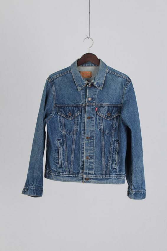 Levi's 70506-0216 Denim Jacket