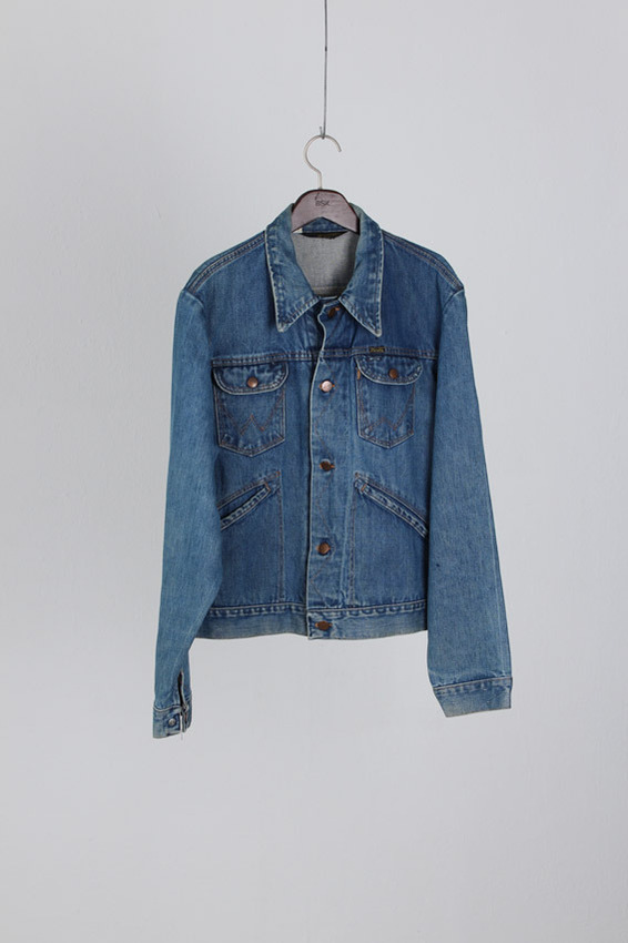 60's Wrangler Trucker Jacket