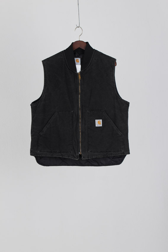 60's Carhartt Cotton Vest