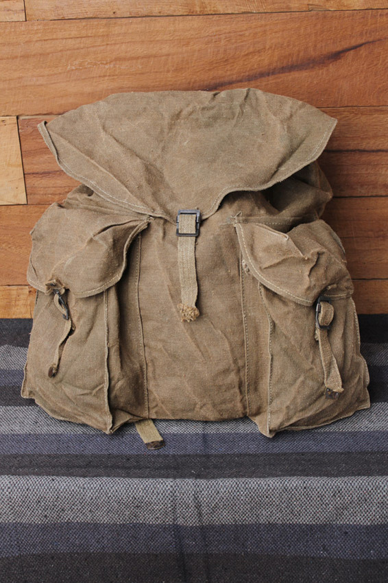 Italy army rucksack