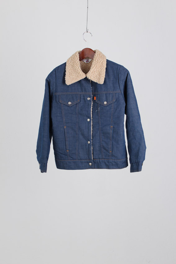 Levi's Orange-Tab Trucker Jacket (M)