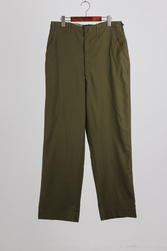 M-1951 Field Wool Trousers (M-L)