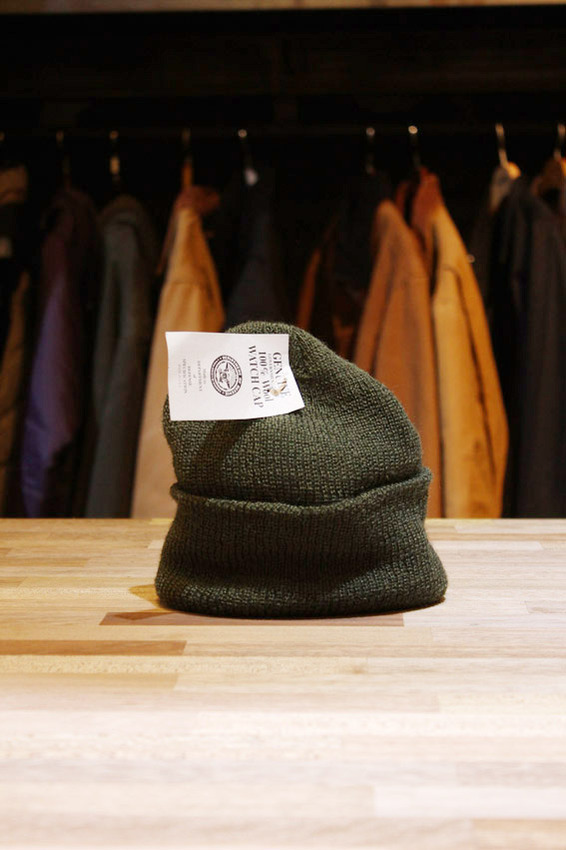US Military Watch Cap (Deadstock)