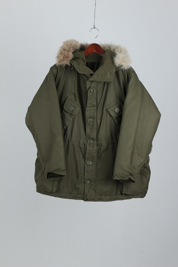 70's Canada Cold Weather Parka