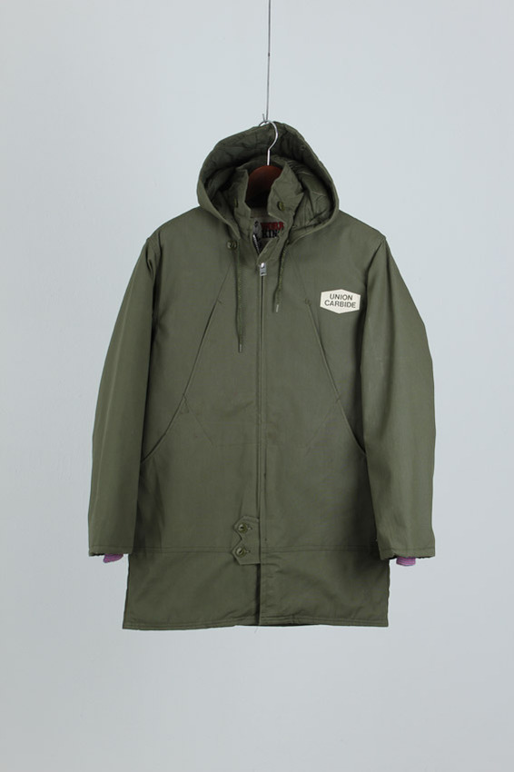 Workking Canadian Parka