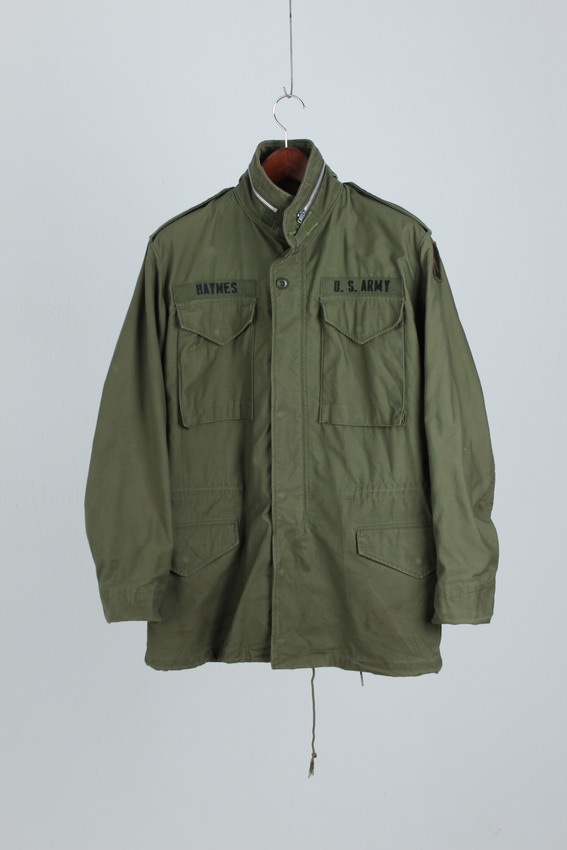 2nd M-65 Field Jacket (S-L)