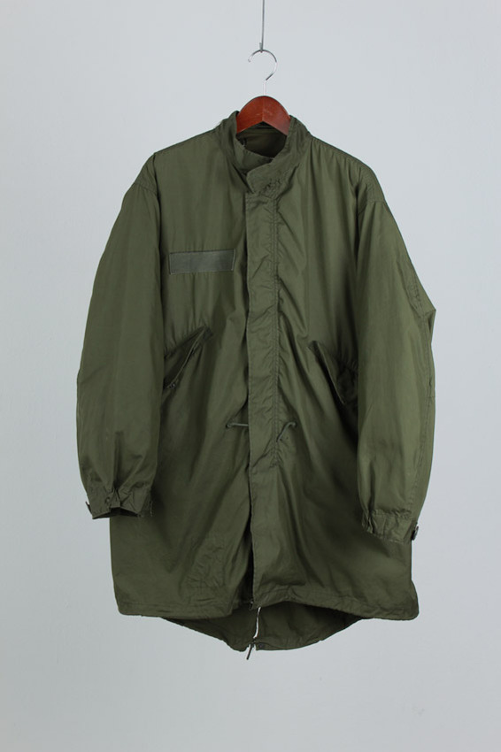 Deadstock M-65 Fishtail Parka (S)