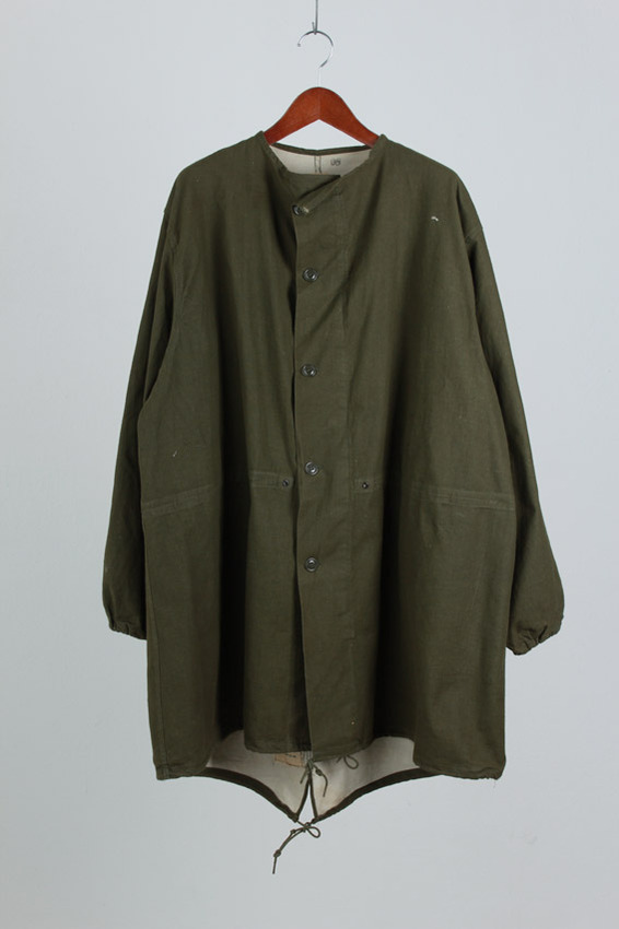 60's US Army Vesicant Gas Protective Coat (L)
