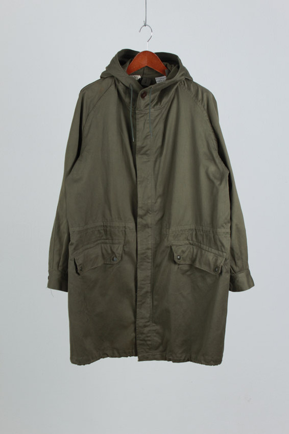 60's France Army Cold Parka