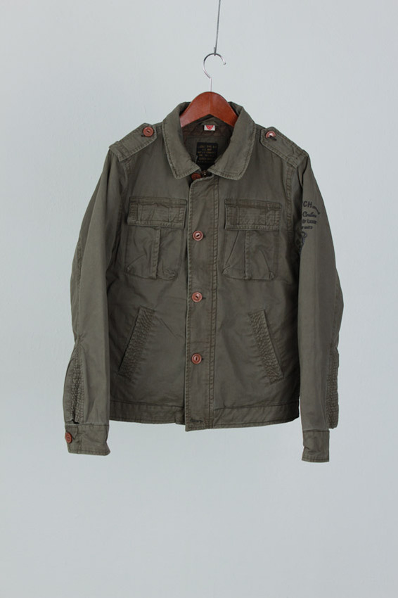 SCOTCH SODA U.S NAVY TYPE G-1 Jacket