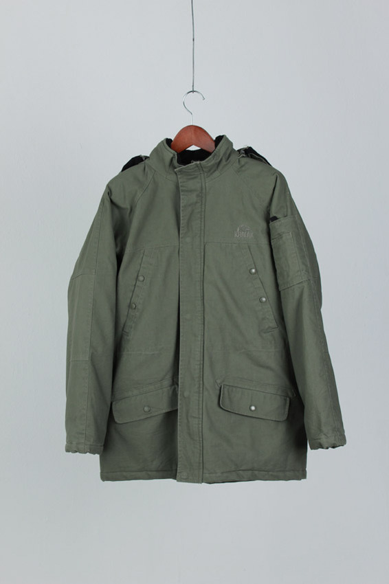 Grizzly / kodiak Cold Parka