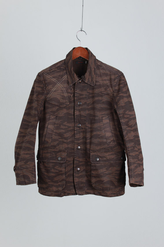 Fullcount Hunting Jacket (38)