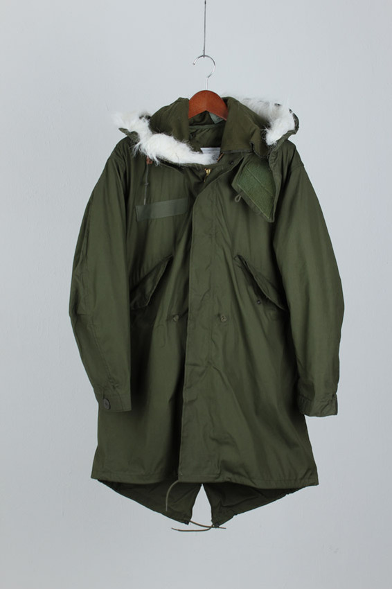 (Deadstock) M-65 Fishtail Parka (Medium)