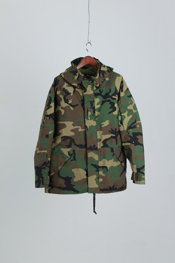 2nd CAMOUFAGE GOER-TEX Jacket (XL)