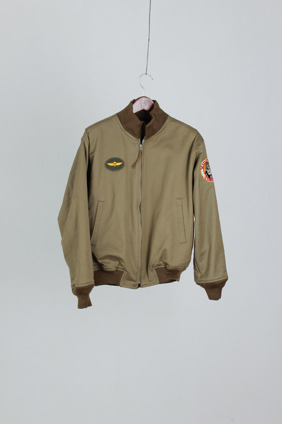 (TAXI DRIVER Ver.) C.A.B Clothing Tanker Jacket (XL)