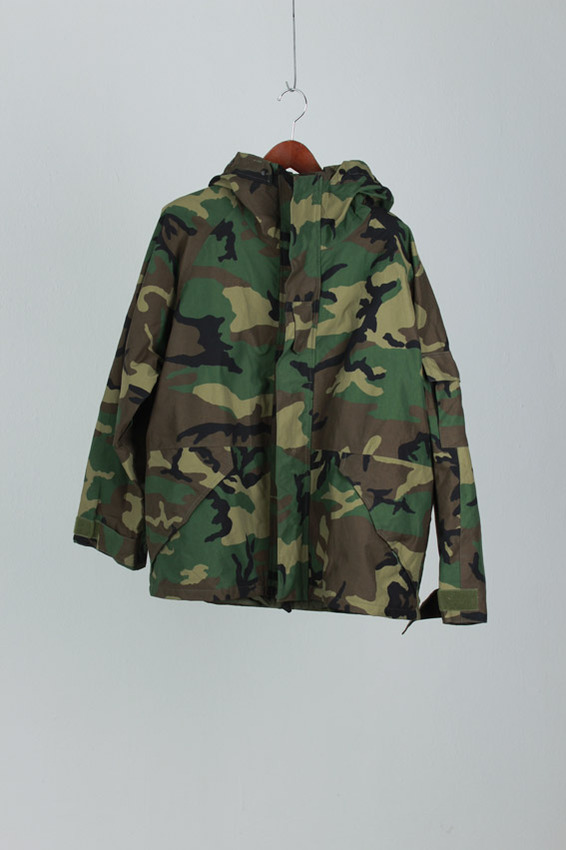 CAMOUFAGE GOER-TEX Jacket (L-S)