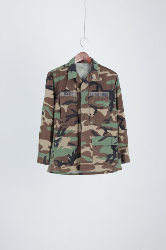 US Military BDU (ripstop/s-short)