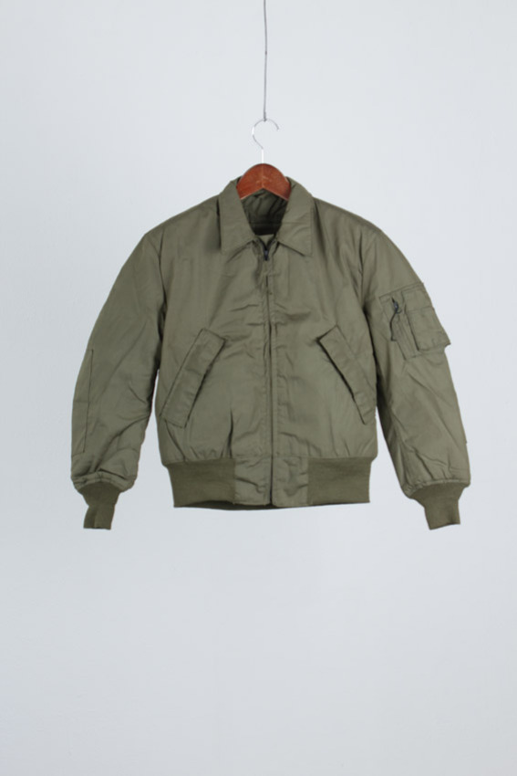 US ARMY CVC JACKET (S-R)
