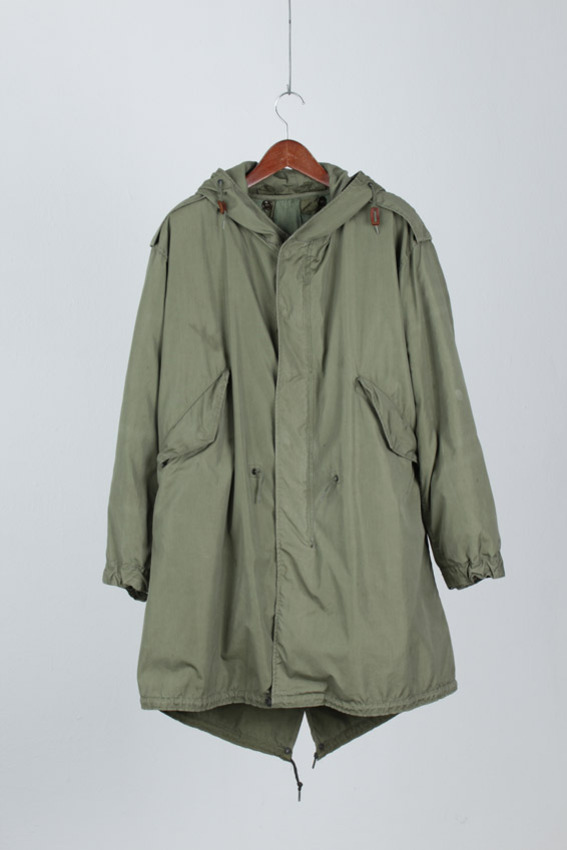 M-51 Fishtail Shell parka (M)