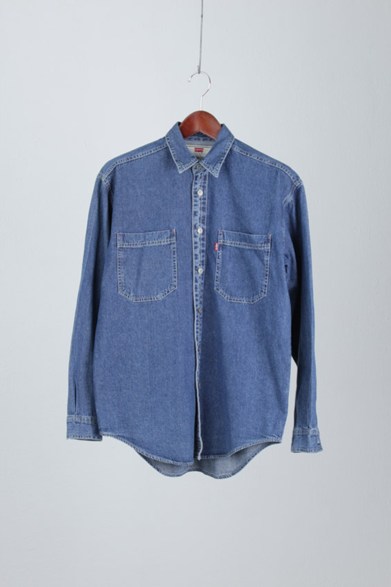 Levis Denim Cotton Shirt (S)