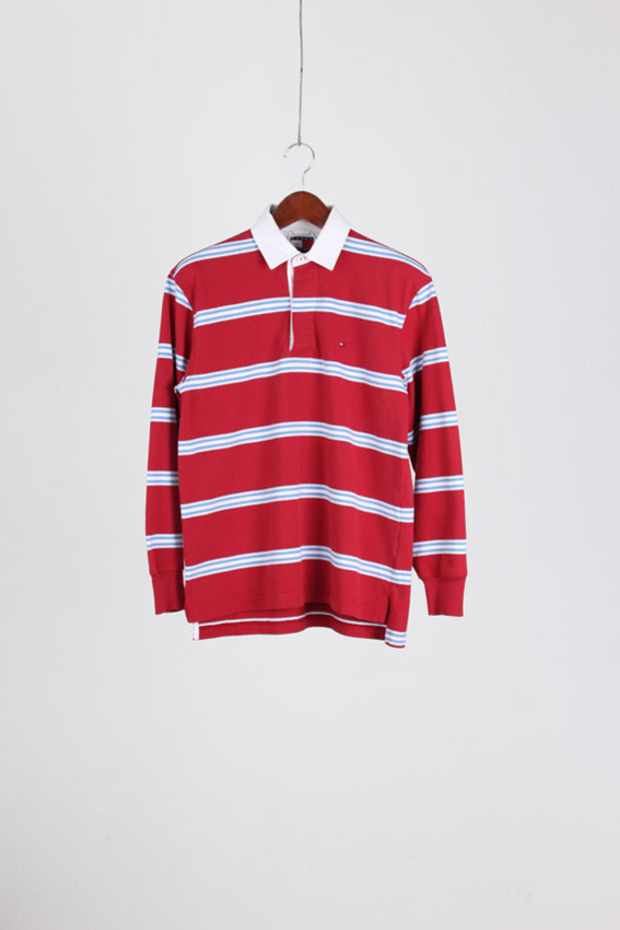 Tommy Hilfiger Rugby PK Shirt (S/P)