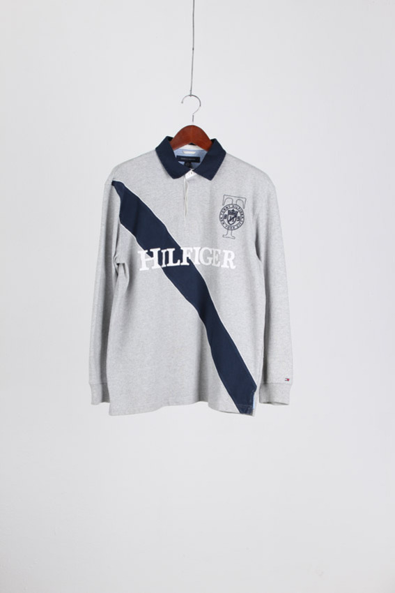Tommy Hilfiger Rugby PK Shirt (L/G)