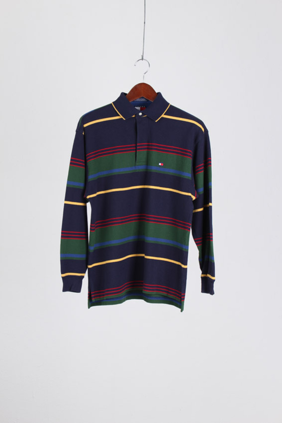 Tommy Hilfiger Rugby PK Shirt (S)