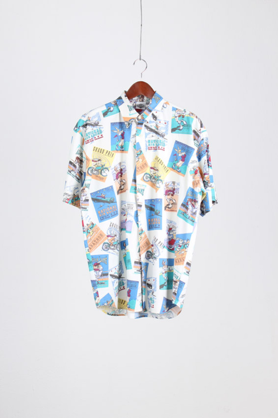 ACME CLOTHING Aloha Shirt (M)