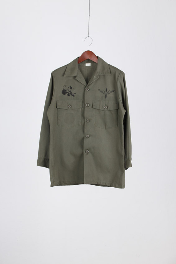 OG-507 Fatigue Shirt (15½X31)