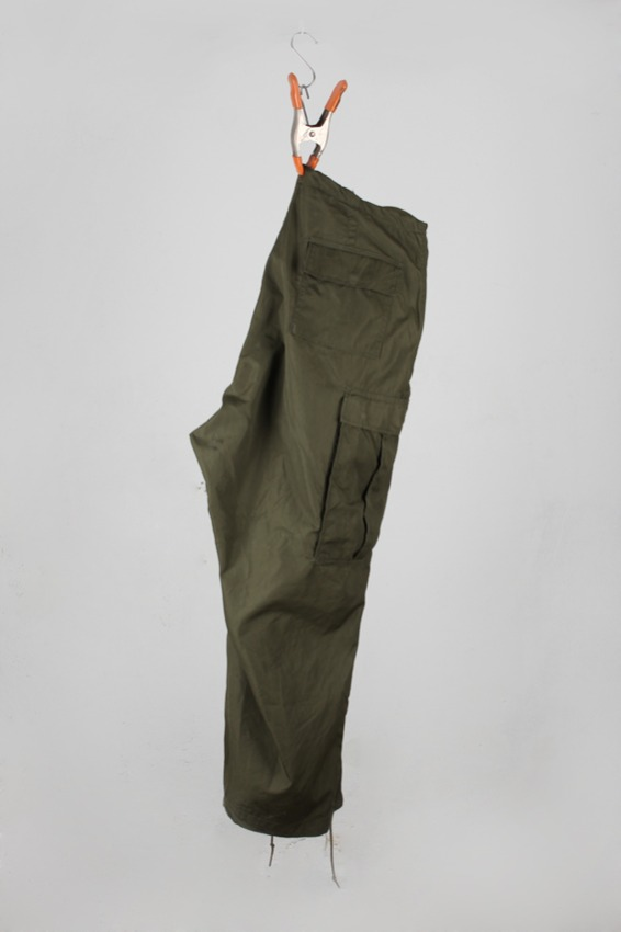 50s U.S army M-51 Shell Trousers (M-R)