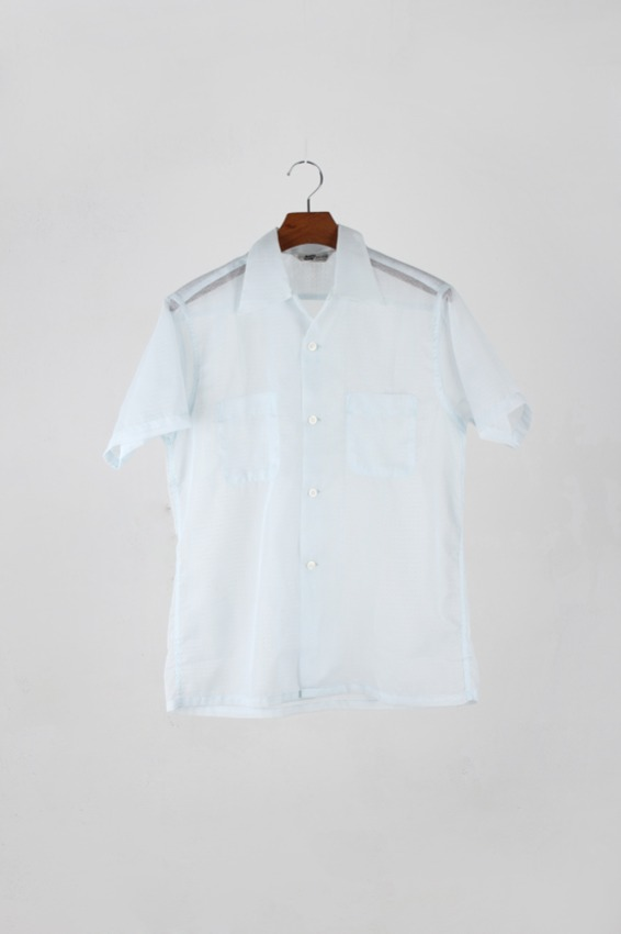 50s Dacron Open-collar Shirts