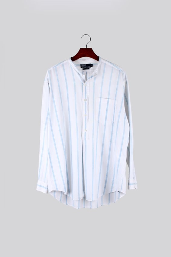 Polo Ralph Lauren Henry neck Shirts (L)