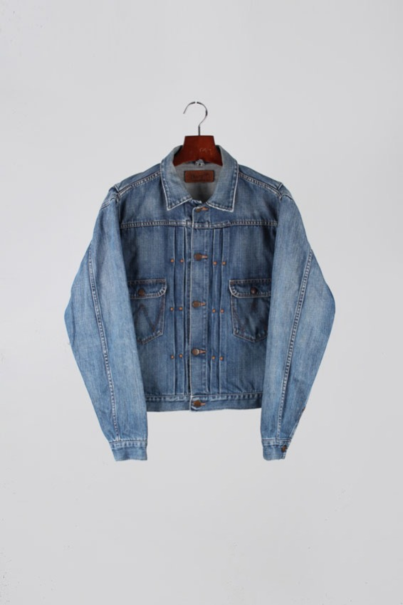Wrangler 111MJ denim Jacket (L)
