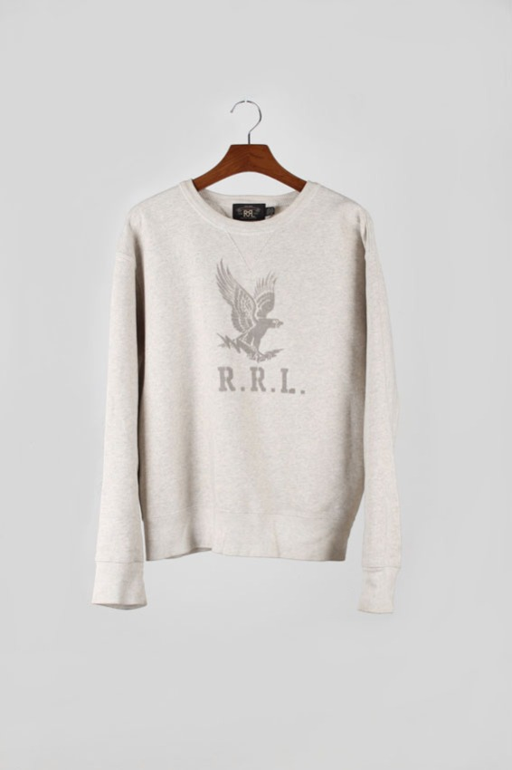 RRL  Sweat Shirts (M)