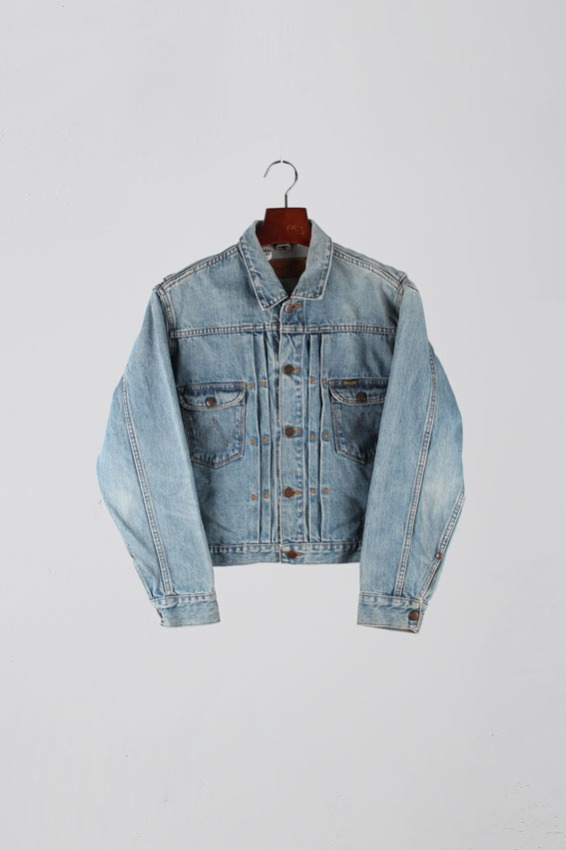Wrangler 111MJ denim Jacket (M)