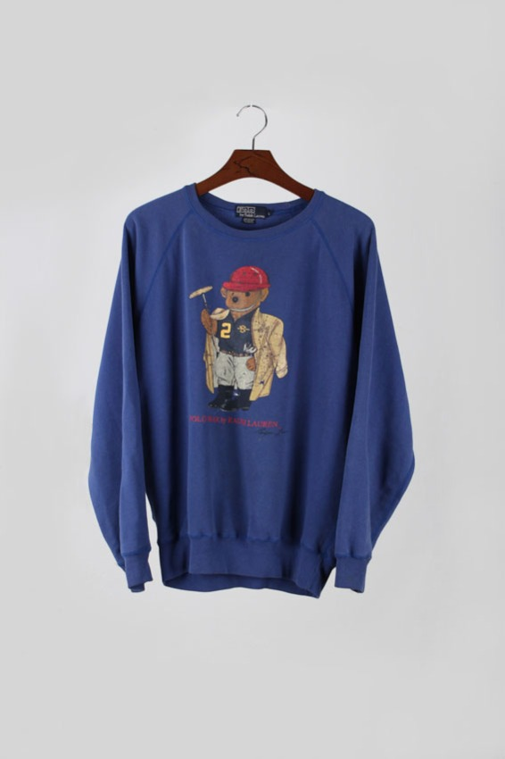 Ralph Lauren Polo Bear Sweat Shirts (L)