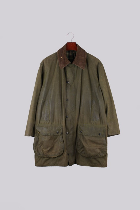 90s Barbour Border Jacket (40)