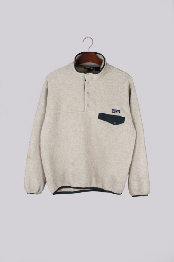 Patagonia Synchilla Pull over (M)