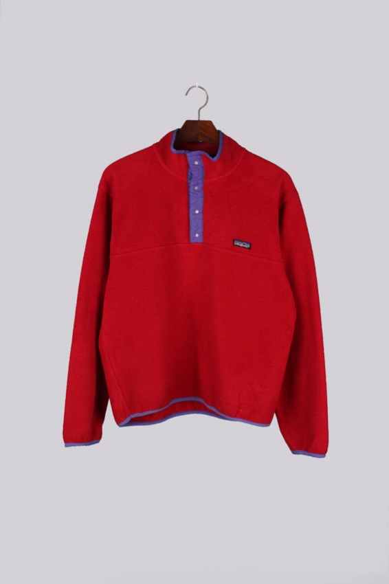 Patagonia Synchilla Pull over (L)