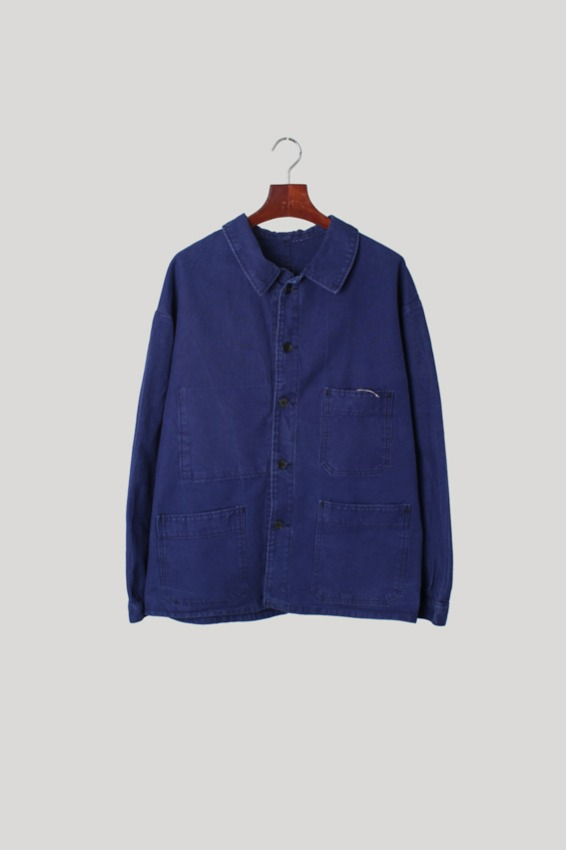 60s French Work Jacket
